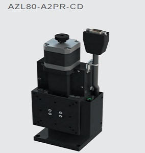 motorized Single-axis Linear Positioning Stage Picture